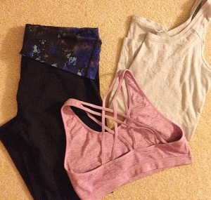 My full Fabletics outfit!